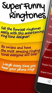 Super Funny Ringtones And Notification Sounds Poster