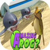 Amazing Frog? Game Guide icon