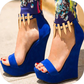 Amazing Wedges Shoes icon