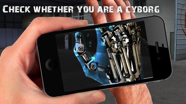 Amazing X Ray Scanner Joke poster
