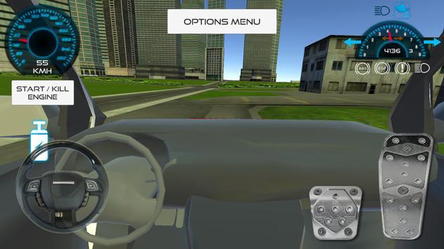 Ambulance Driving Simulation apk screenshot