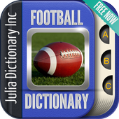 American Football Dictionary icon