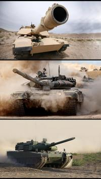 Tank. Military Live Wallpapers poster