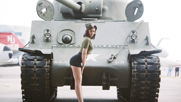 Tank. Military Live Wallpapers screenshot 9