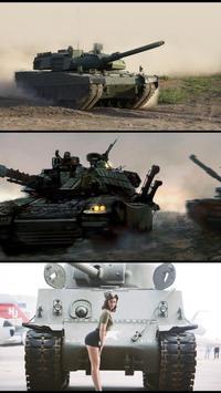 Tank. Military Live Wallpapers screenshot 2