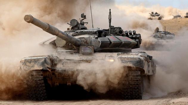 Tank. Military Live Wallpapers screenshot 6