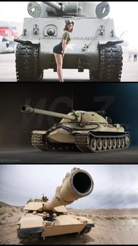 Tank. Military Live Wallpapers screenshot 4