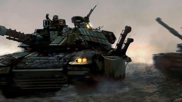 Tank. Military Live Wallpapers screenshot 8