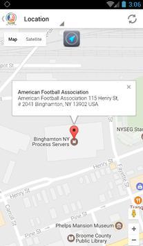 American Football Assn App apk screenshot