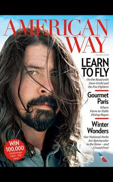 American Way magazine apk screenshot