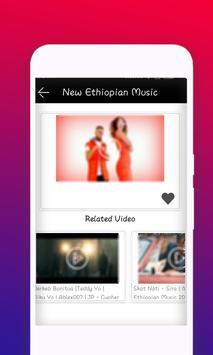 Amharic Video Songs & Music Videos 2018 screenshot 3
