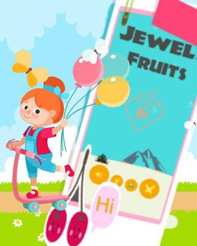 Jewels Fruits poster