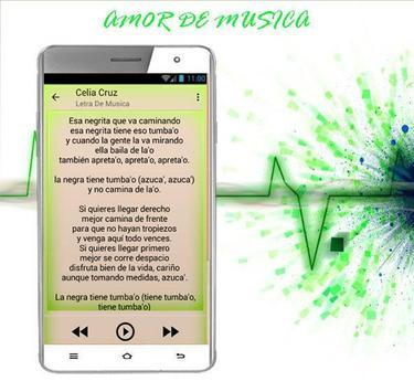 Carnaval Celia Cruz Musica apk screenshot