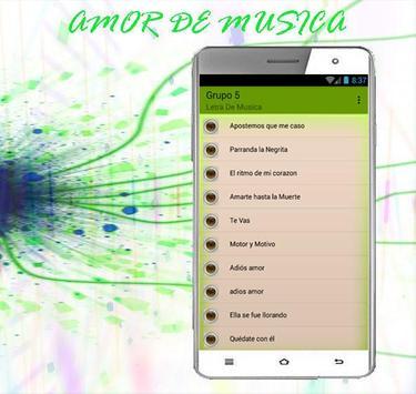 Grupo 5 Mix 2017 poster