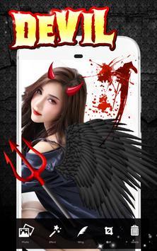 Devil Photo Editor poster