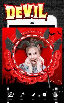 Devil Photo Editor screenshot 1