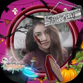 Halloween Photo Editor icon