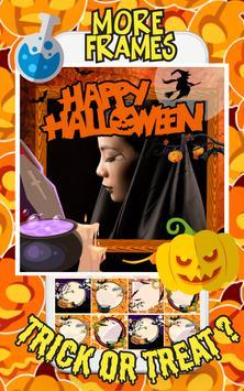 Halloween Photo Frames screenshot 4
