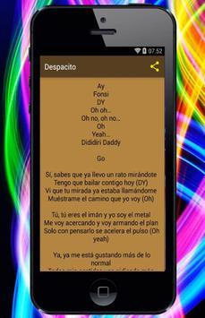 Luis Fonsi Despacito screenshot 2