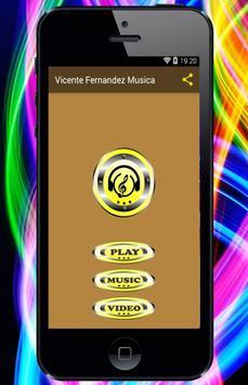 Vicente Fernandez - Canciones poster