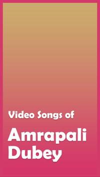 Video Songs of Amrapali Dubey poster
