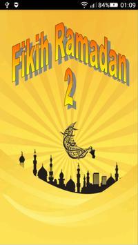 Ceramah Islam Fikih Ramadan 2 poster