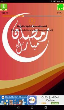 Ceramah Islam Fikih Ramadan 1 apk screenshot