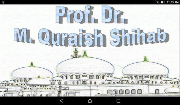 Ceramah Islam M Quraish Shihab apk screenshot