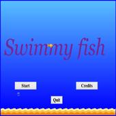 Swimmy fish icon
