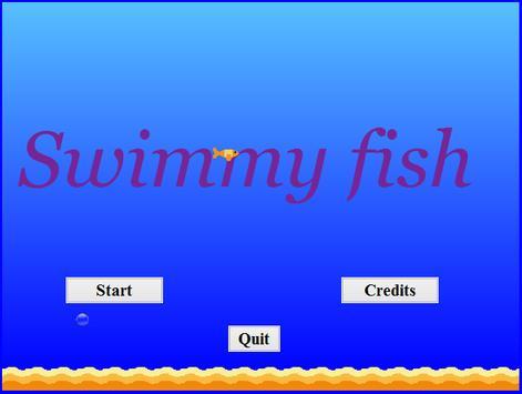 Swimmy fish apk screenshot