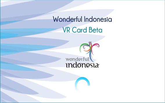 Wonderful Indonesia VR poster
