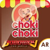 Choki-Choki AR Boboiboy icon
