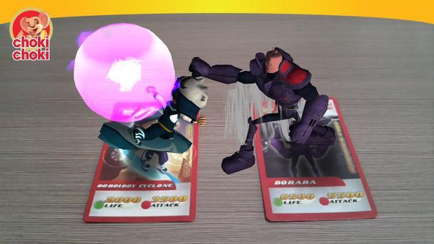 Choki-Choki AR Boboiboy screenshot 2