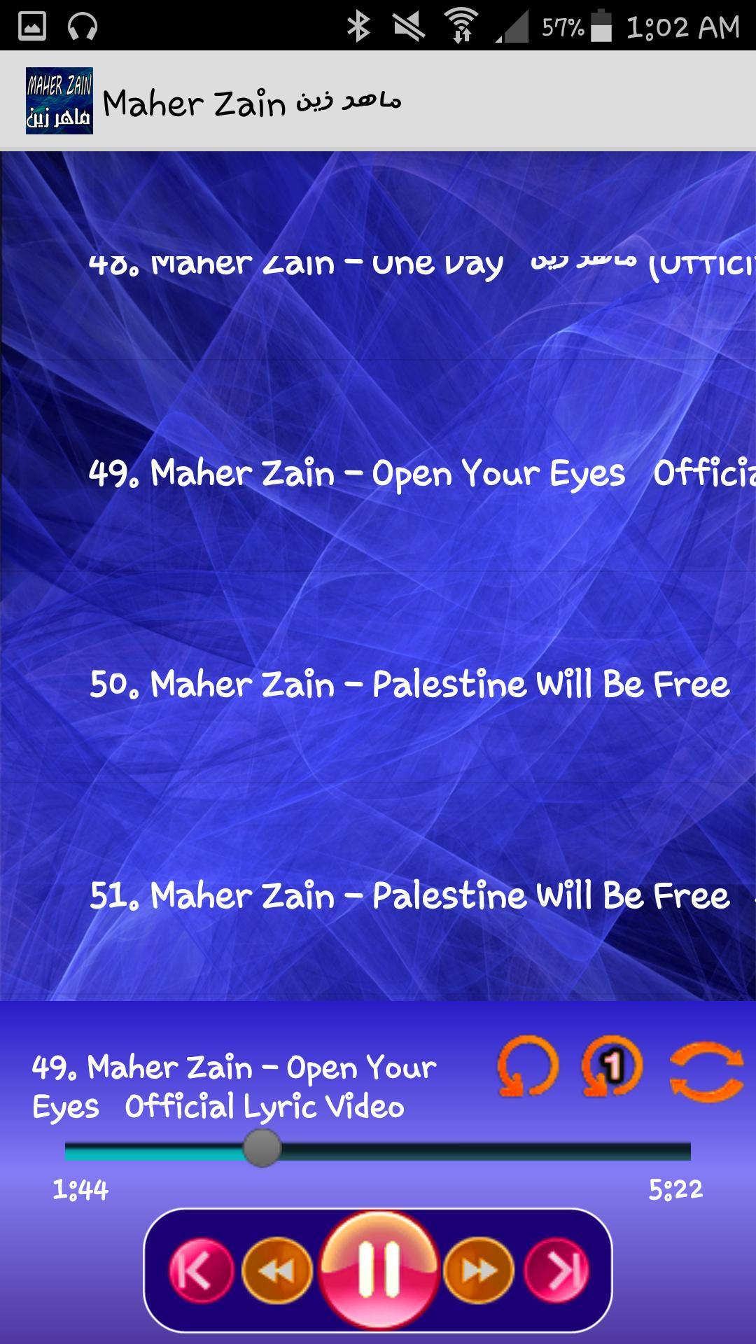 اناشيد ماهر زين Maher Zain mp3 for Android - APK Download
