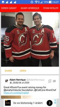 Anaheim Ducks All News screenshot 1