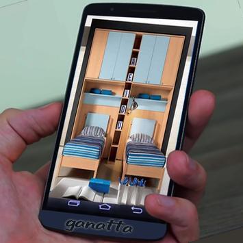 Bedroom Ideas For Twin Children screenshot 5