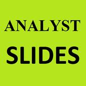 Analyst Slides For CFA ® Exam icon