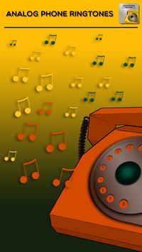 Analog Phone Ringtones poster
