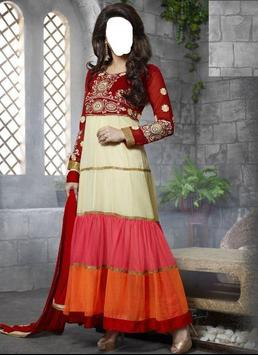 Anarkali Fashion Style poster