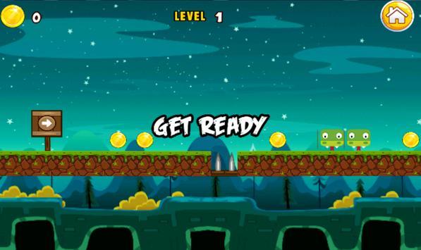 Patata Patati Run apk screenshot