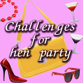 Challenges for hen party Dare icon