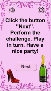 Challenges for hen party Dare apk screenshot