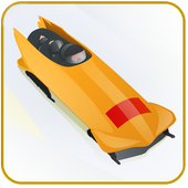 Bobsleigh Driving - FREE icon