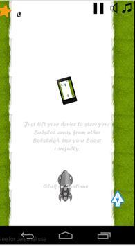 Bobsleigh Driving - FREE apk screenshot