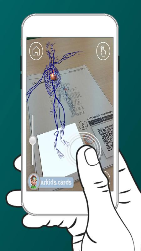 Ar Anatomy 4d For Android Apk Download