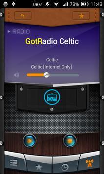 Radio Celtic poster