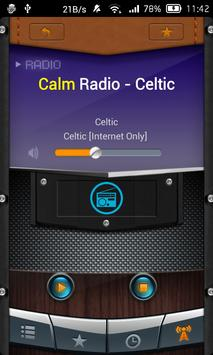 Radio Celtic screenshot 4