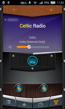 Radio Celtic screenshot 6