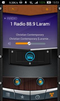 Wyoming Radio poster