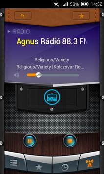 Radio Hungarian apk screenshot